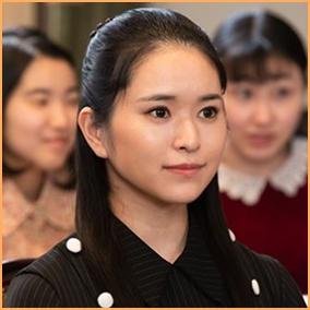 夏目千鶴子 エール モデル キャスト